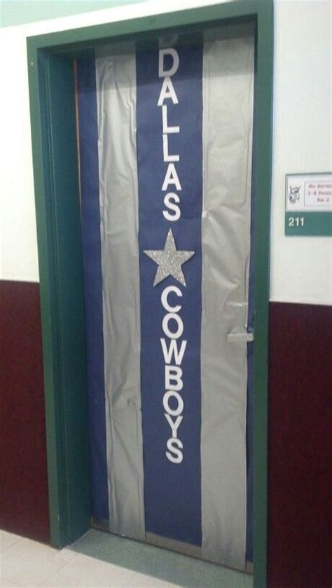 Cowboy Door Decorations by 61 Best Images About Dallas Cowboys On
