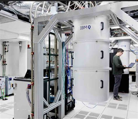 Fortune 500 Firms Join Ibm Q Network For Quantum Computing Ibm Fortune 500