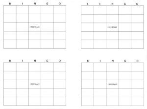 bingo card templates word bingo card maker word templates