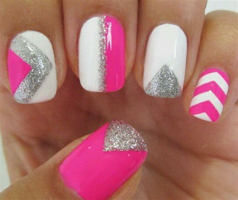 nail art design gallery photos hot mind blowing nail art designs with hot pink fashionate
