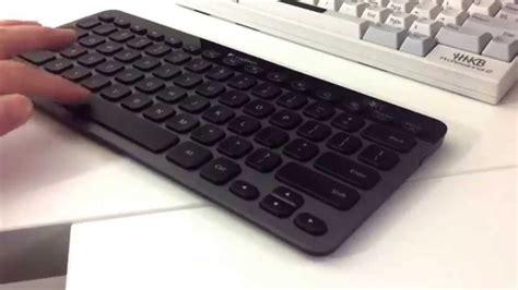 Keyboard Logitech K810 logitech bluetooth illuminated keyboard k810
