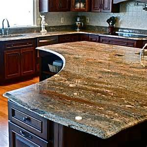 Pictures Of Granite Countertops How To Choose A Great Color For Your Granite Countertops