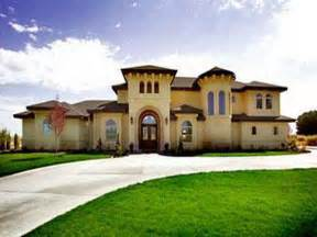 Mediterranean Style Mansions Gallery For Gt Mediterranean Style Homes