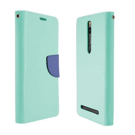 Asus Zenfone 2 5 5 Premium Eco Cases Galeno Original for asus zenfone 2 5 5 credit card wallet pouch cover ebay