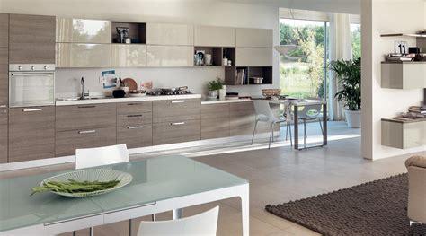 Modern Kitchen Island With Seating by Imagens De Cozinhas Modernas E Coloridas Scavolini