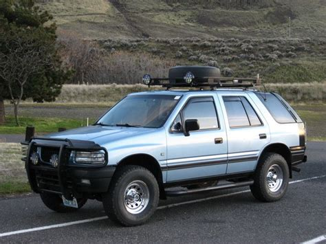 93rodeoblue 1993 isuzu rodeo specs photos modification info at cardomain