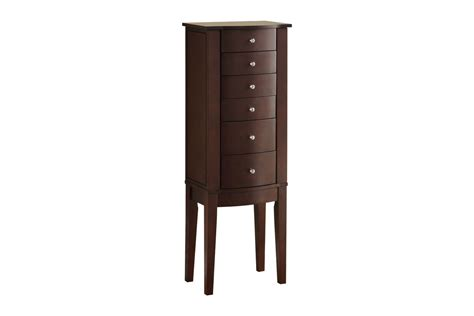 jewelry armoire clearance sale armoire jewelry armoires clearance s on sale ebony