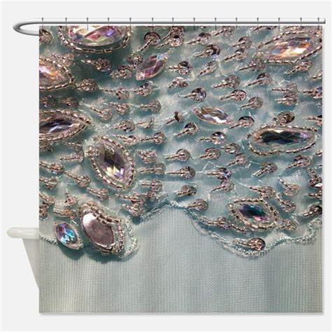 glam shower curtain glam shower curtains glam fabric shower curtain liner