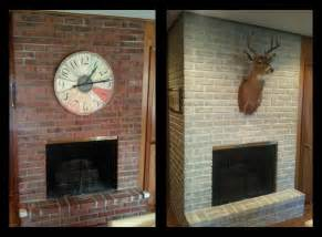 how to paint a fireplace fireplace decorating reluctance to paint that brick