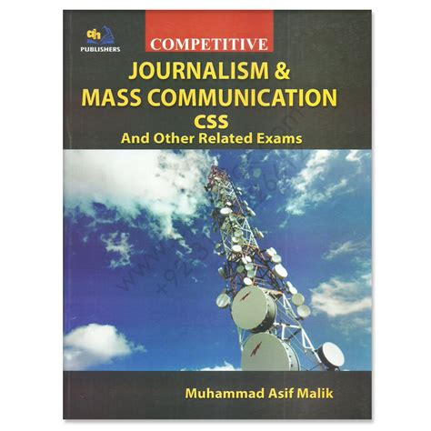 Mba In Journalism And Mass Communication by Ah Competitive Journalism Mass Communication By M Asif