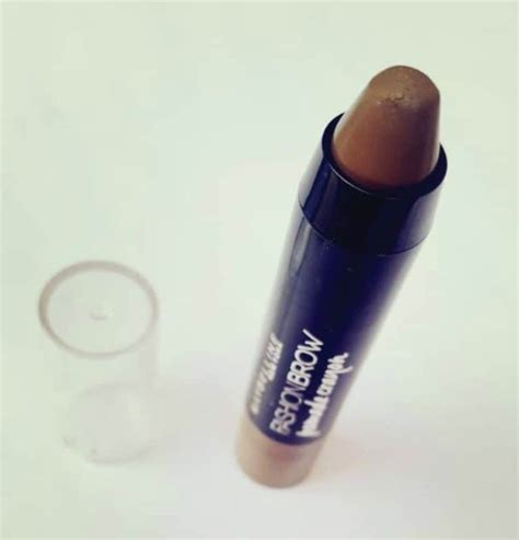 Maybelline Fashion Brow Pomade Crayon Eyebrow Pensil Alis maybelline fashion brow pomade crayon mocha review