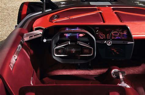 renault trezor interior renault anticipa su futuro con el concept trezor mega autos