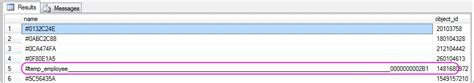 sql check if temp table exists how to check if temporary table exists sql server