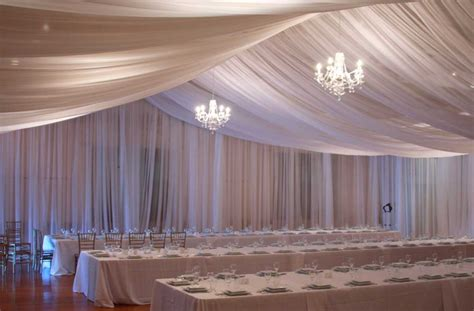wedding wall draping top ceiling and wall draping for weddings memorably and