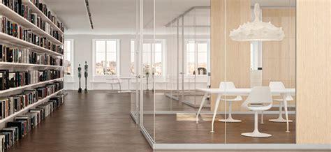 colorazione pareti interne pareti in vetro per ufficio linekit