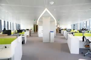 open space photo des bureaux chez microsoft comment parvenir un open