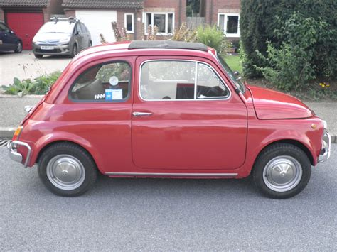 is the original fiat 500 the ultimate city car