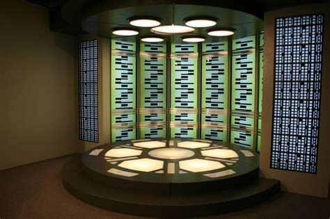 transporter room starfleet intelligence transporter room 1 of the uss enterprise ncc 1701 d galaxy class