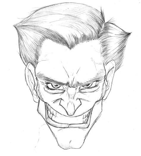 Joker Face By Azrael Al10 On Deviantart Drawings Of Joker Faces 2
