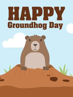 groundhog day expression happy groundhog day 6 more weeks of winter just