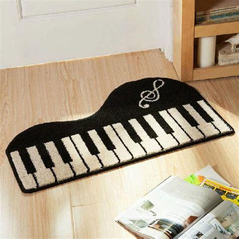 Foot Piano Mat by Piano Absorbent Bathroom Door Mats Slip Resistant