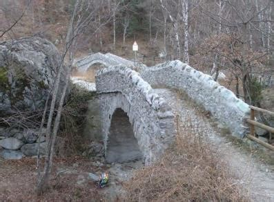 banca dati vulcano ponti quot romani quot valle d aosta
