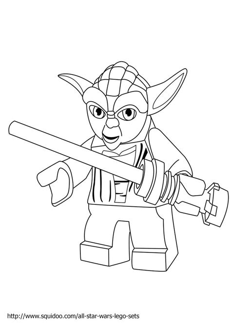 coloring pages wars yoda 17 best images about aidan s 5th birthday on