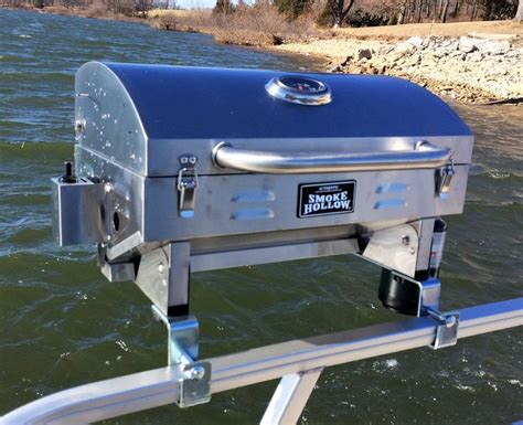 grill on a pontoon boat 44 best products images on pinterest pontoon boating