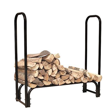 hio large heavy duty outdoor firewood racks 4 foot steel