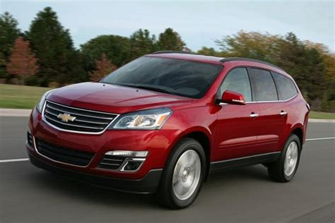 new chevrolet cars 2014 2014 chevrolet traverse new car review autotrader
