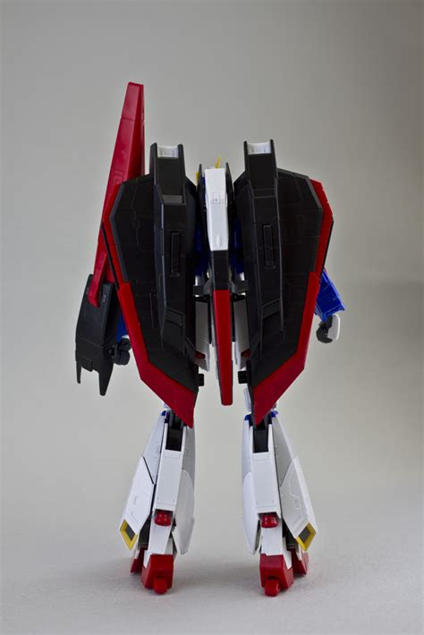 Rg Zeta Gundam By Hobby Japan 1 144 rg zeta gundam 04