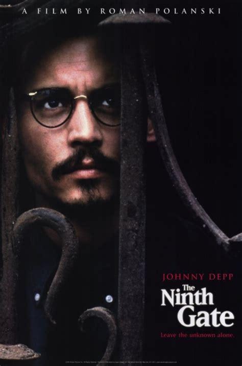 The Ninth Door by Polanski Poster Irony Filmdetail