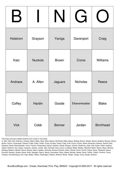 bingo card templates for teachers appreciation week bingo cards to print