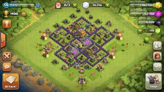 Sweeper without barbarian king no barb king 2015 new update coc th7