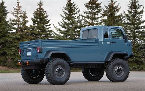 Jeep Forward Jeep Forward Concept Things Reasons For Them
