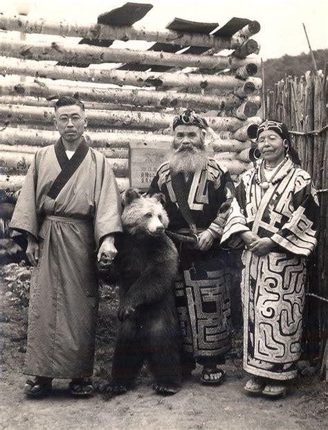 Ainu Japan the ainu peoples of japan