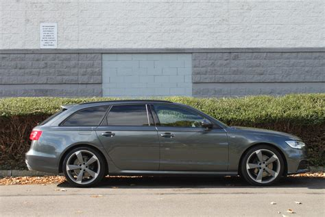 Audi A6 Avant S Line Black Edition by Used 2014 Audi A6 Avant Tdi Quattro S Line Black Edition