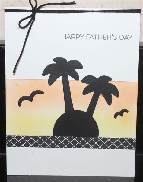 tree sts for card sts cards palm tree silhouette