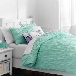 Pbteen Duvet Ruched Duvet Cover Sham L From Pbteen Com On Wanelo
