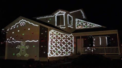 christmas lights projector on house projection house christmas lights house and home design