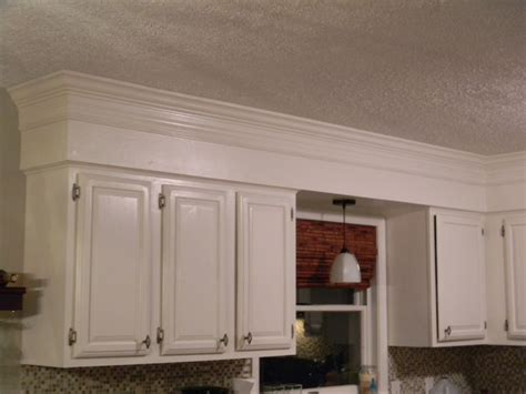 kitchen cabinet cover ideas to cover kitchen soffit kitchen soffit molding