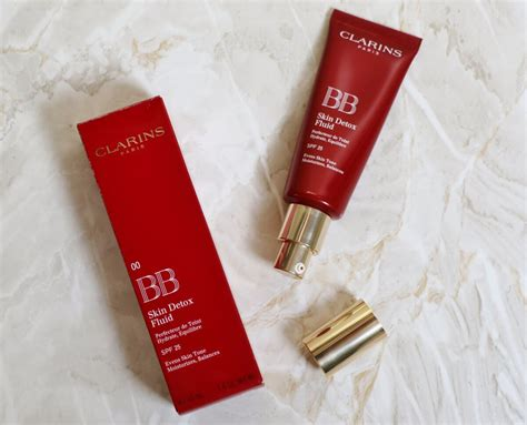 Clarins Bb Detox Fluid Review clarins bb skin detox fluid review fishing on clouds
