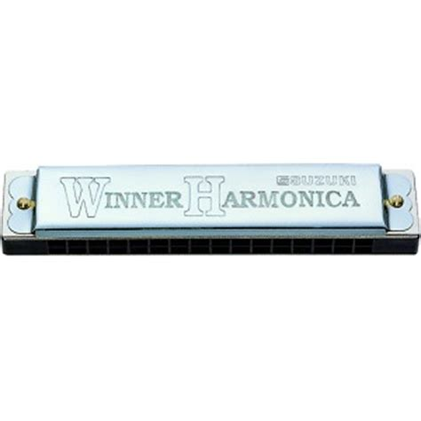 Harmonika Suzuki Winner 16 Holes Best Seller suzuki harmonica winner 16 tremolo c
