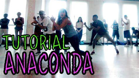Tutorial Dance Anaconda | anaconda nicki minaj dance tutorial mattsteffanina