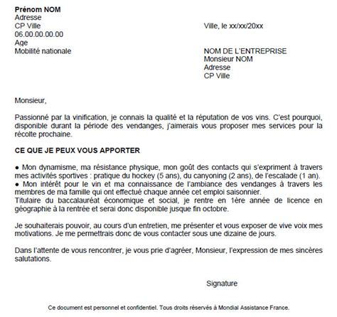 Lettre De Motivation De Brancardier Lettre De Motivation Contrat Etudiant Employment Application