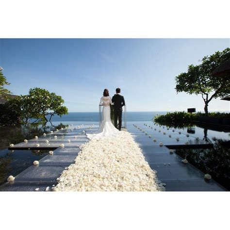 Wedding Bali by Bvlgari Bali Wedding Package Water Wedding Travel
