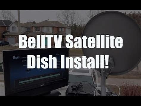 install hd satellite dish bell expressvu maiderta1983