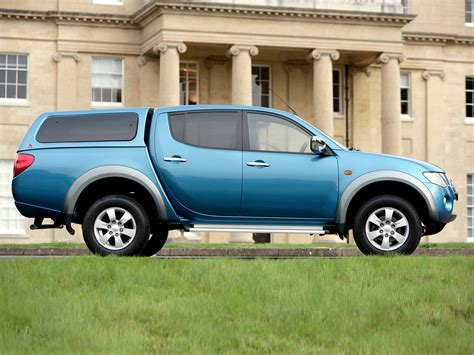 mitsubishi triton 2005 mitsubishi l 200 triton cab 2005 2006 2007