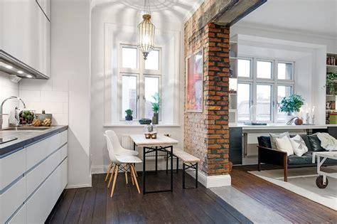 studio flat design chic apartment style fashion home decor style chic