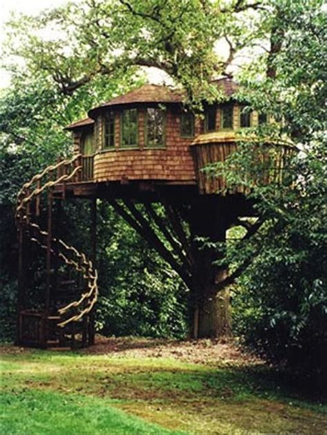 treehouse living luxury tree house living architecture building landscapes pintere